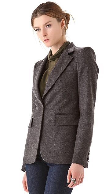 BLK DNM Wool Blazer 1