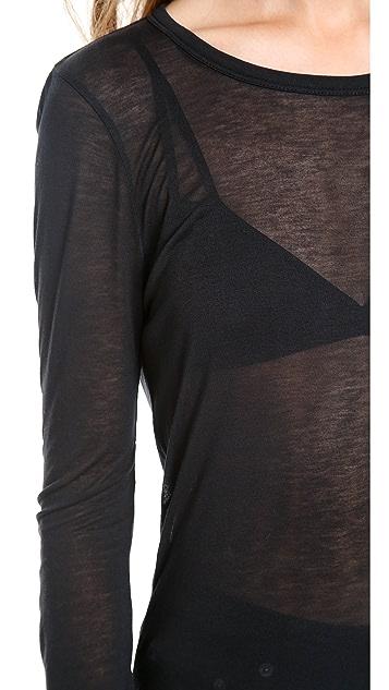 BLK DNM Long Sleeve T-Shirt 26