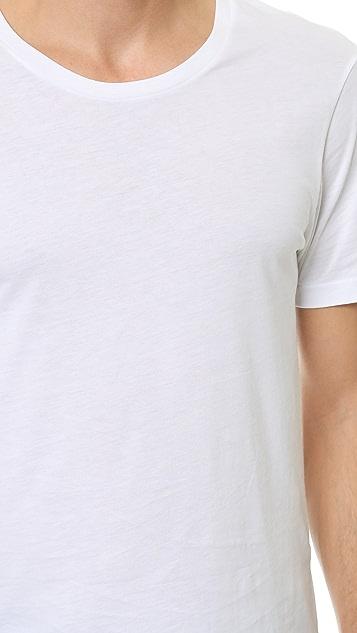 BLK DNM Classic Crew Neck T-Shirt 3