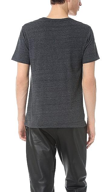 BLK DNM Crew Neck T-Shirt 3