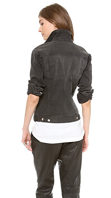 BLK DNM Jean Jacket 6