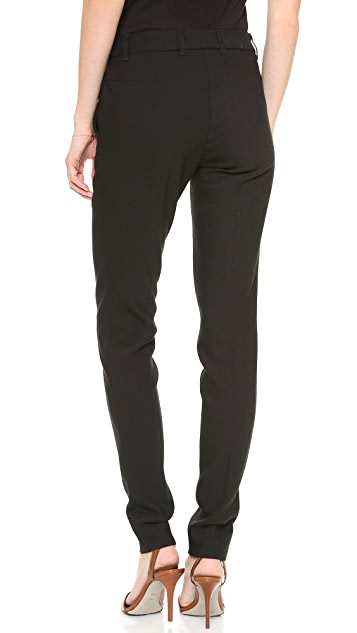 BLK DNM Tailored Skinny Pants