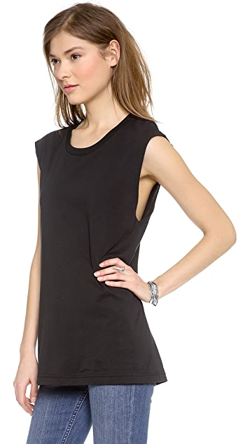 BLK DNM Sleeveless T-Shirt 28