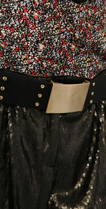 B-Low The Belt Vintage Military Belt