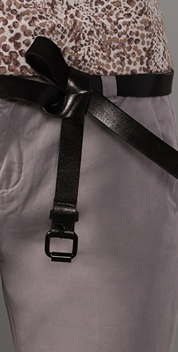 B-Low The Belt Alice Knotted Belt