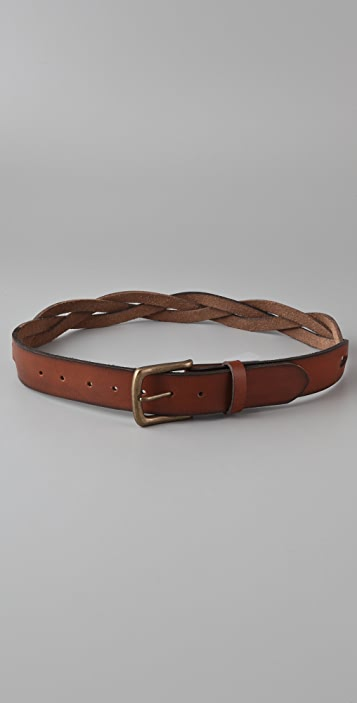 B-Low The Belt Jasper Braided Belt