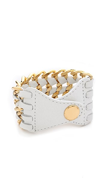 B-Low The Belt Chain Reaction Cuff