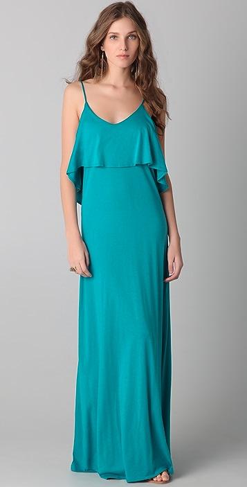 Blue Life Maxi Bachelorette Dress