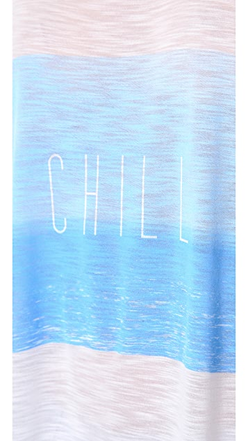 Blue Life Chill Boardwalk Tee