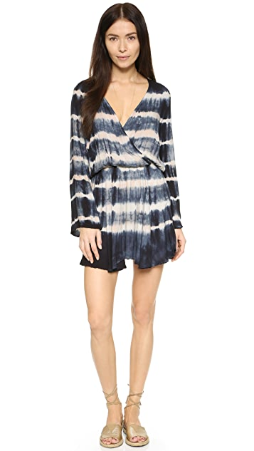 Blue Life New Boho Sleeve Dress