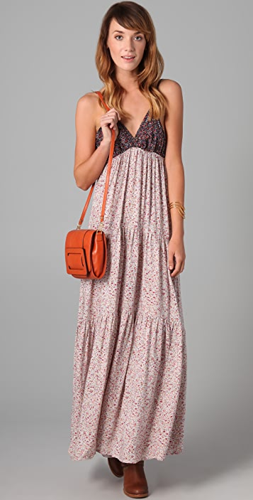 Blu Moon Cami Maxi Dress