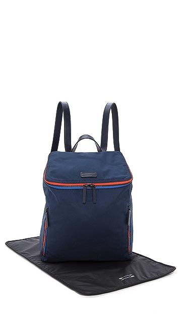 Uri Minkoff Nylon Indy Dad Backpack