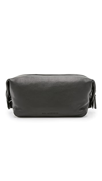 Uri Minkoff Leather Simple Travel Kit