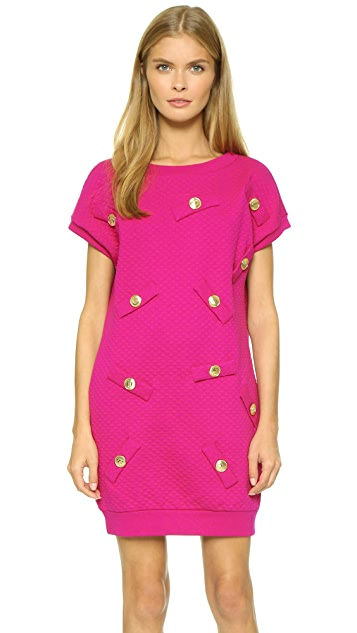 Boutique Moschino Sweatshirt Dress