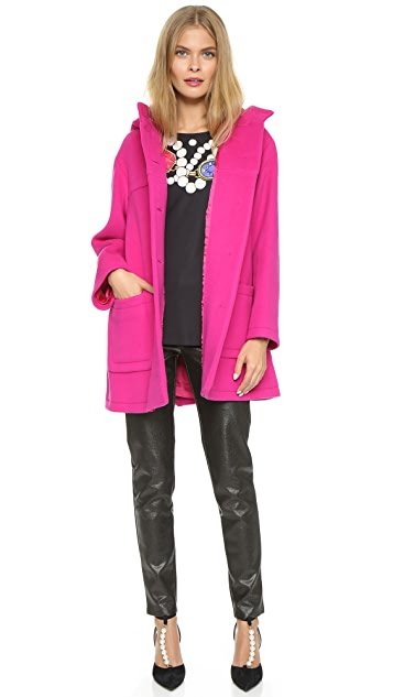 Boutique Moschino Long Coat