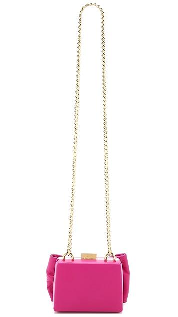 Boutique Moschino Bow Cross Body Bag