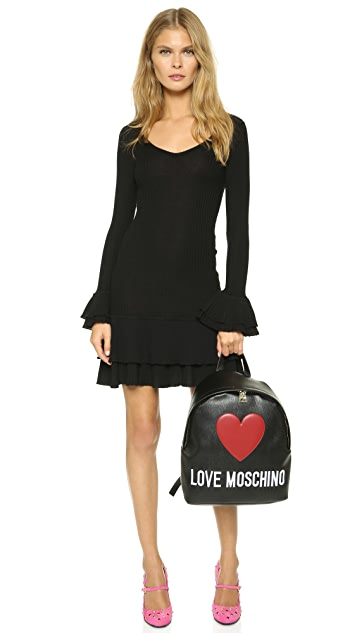 Boutique Moschino Love Moschino Backpack