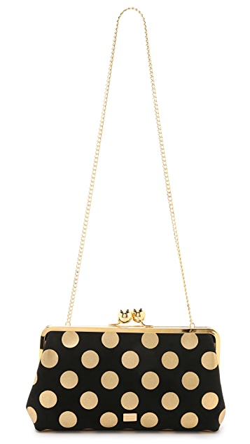 Boutique Moschino Polka Dot Bag