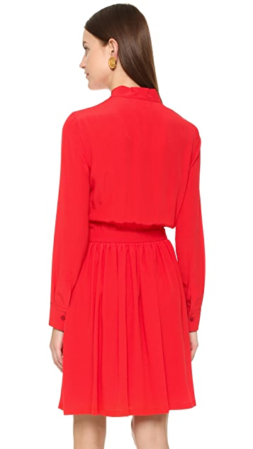 Boutique Moschino Long Sleeve Dress