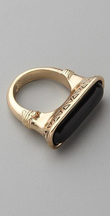 Belle Noel Egyptian Ring