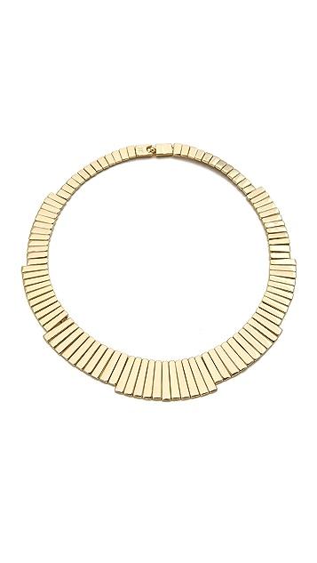 Belle Noel Gold Bars Necklace