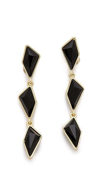 Belle Noel GlamRock Drop Earrings