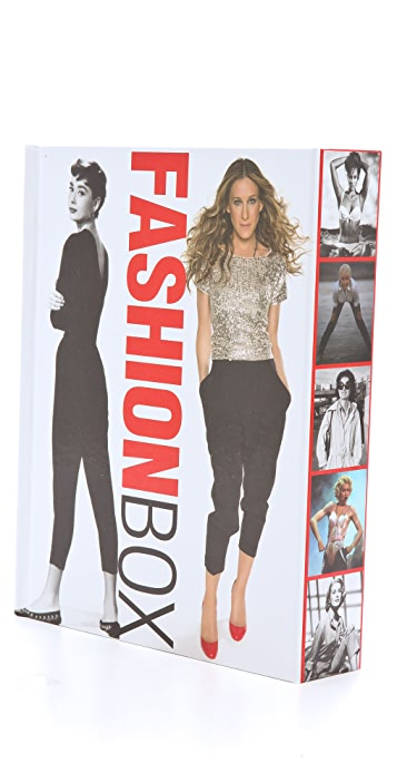 Books with style fashion box by antonio mancinelli shopbop Fashion style via antonio panizzi
