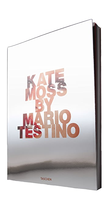 Books with Style Kate Moss by Mario Testino