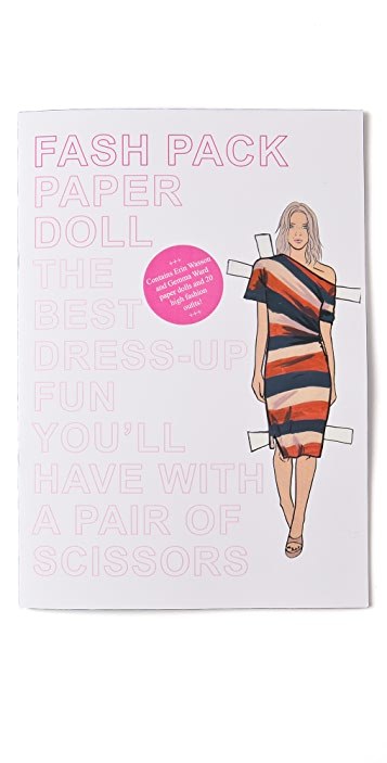 Books with Style Fashion Pack II Paper Dolls