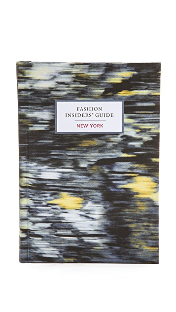 Books with Style Fashion Insider's Guide to New York