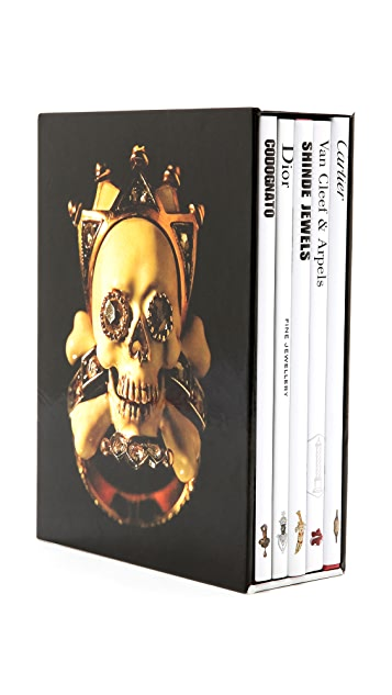 Books with Style Jewelry Memoires Book Set