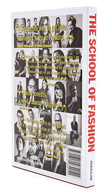 Books with Style The School of Fashion: 30 Parsons Designers