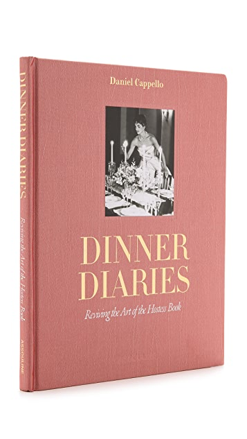 Books with Style Dinner Diaries