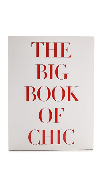 Books with Style The Big Book of Chic
