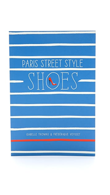 Books with Style Paris Street Style: Shoes