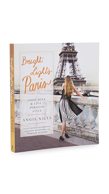 Books with Style Bright Lights Paris