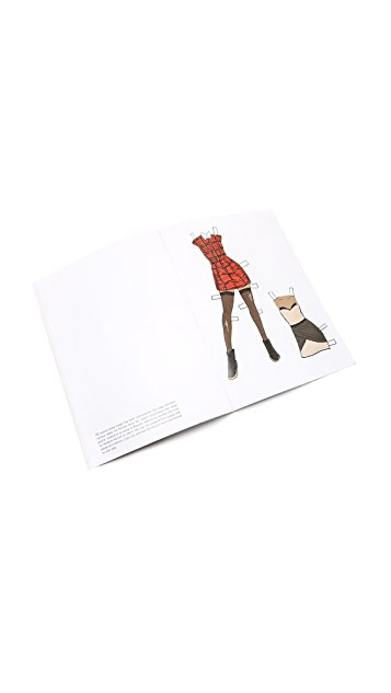 Books with Style Paper Dolls: Rihanna