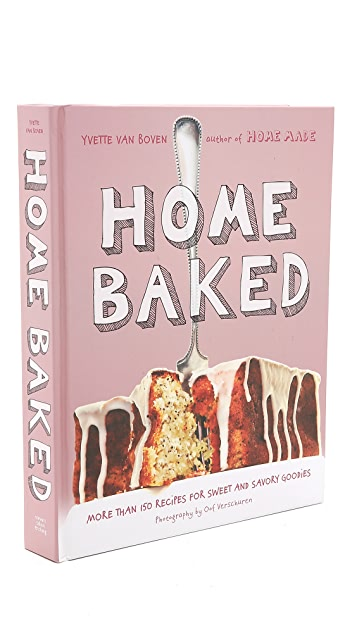 Books with Style Home Baked