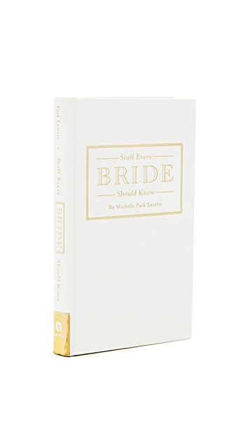 Books with Style Stuff Every Bride Should Know - No Color