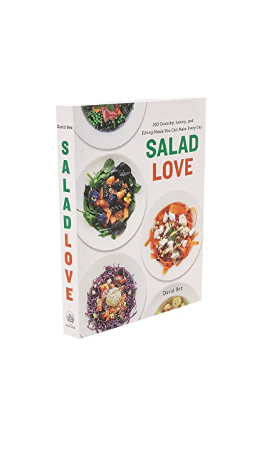 Books with Style Salad Love