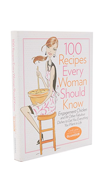 Books with Style 100 Recipes Every Woman Should Know