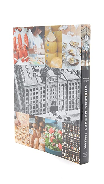 Books with Style Chelsea Market Cookbook