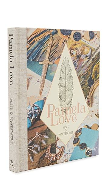 Books with Style Pamela Love: Muses and Manifestations