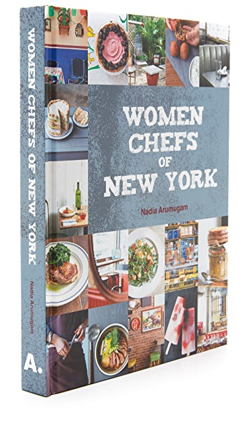 Books with Style Women Chefs of New York