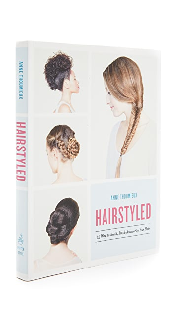 Books with Style Hairstyled