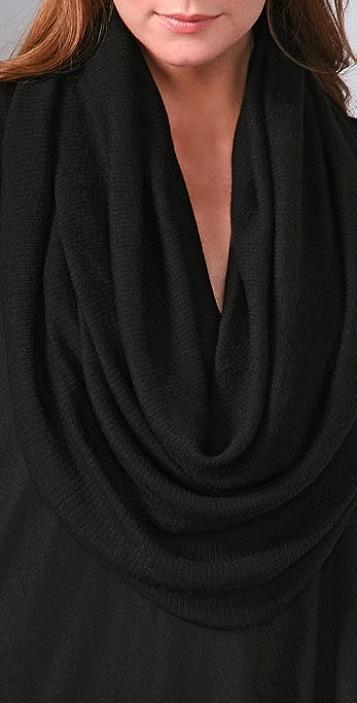 Bop Basics Cashmere Sweater with Oversized Cowl Neck