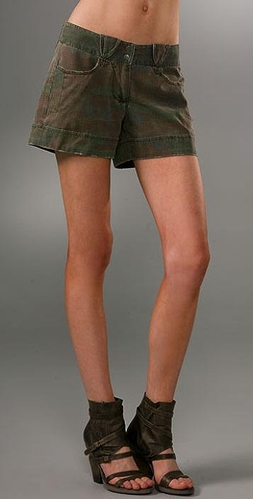 Bop Basics Camo Shorts