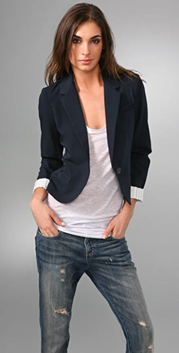Bop Basics Girlfriend Jacket