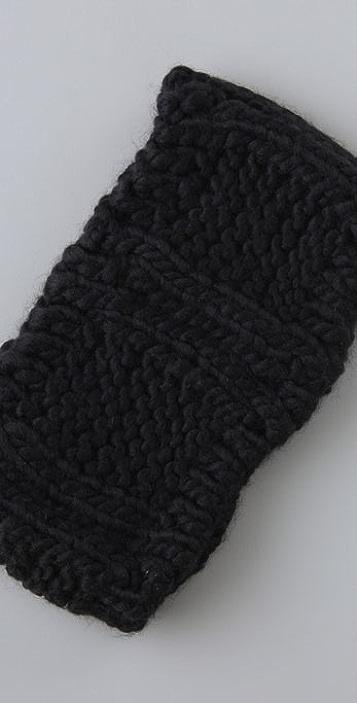 Bop Basics Thick Knit Ski Band