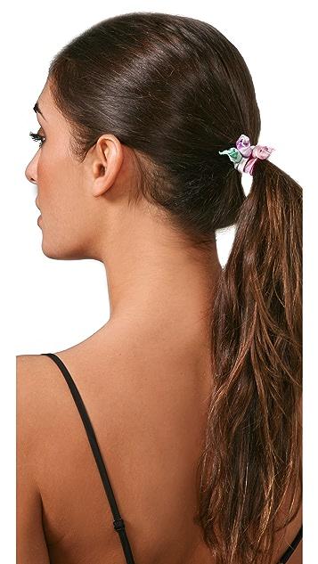 Bop Basics Jewel Tone Hair Tie Set
